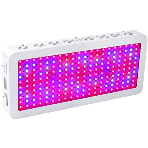 BESTVA Dual Chip 2000 Watt LED Pflanzenlampe